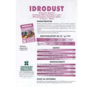 IDRODUST 9-18-27