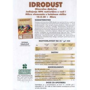 vodotopivo djubrivo idrodust 15 5 30