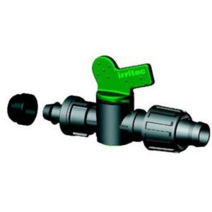 Izvodnica sa ventilom VNT za kapajuću traku 16