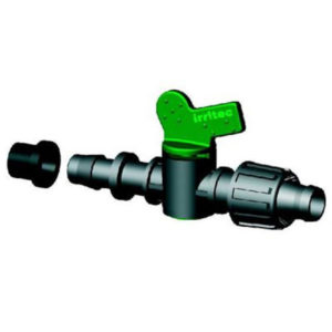 Izvodnica sa ventilom VRT za kapajuću traku 16